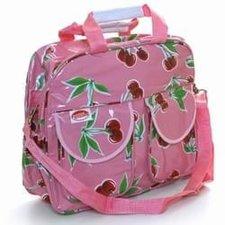 Kitsch Kitchen luiertas kersen roze