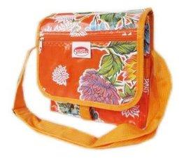 Kitsch Kitchen kindertas chryssant oranje