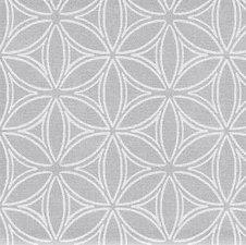 Ovaal tafelzeil Orbit zilver/grijs