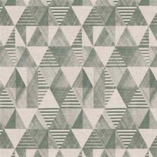 SALE Tafelzeil vintage style groen 120x140cm