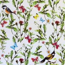 Tafelzeil vogels en vlinders