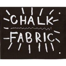 50x120cm Restje tafelzeil schoolbord zwart
