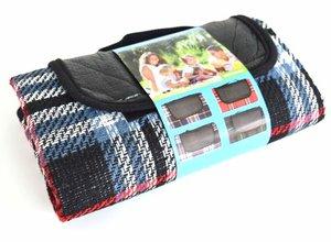 Picknickkleed 60x100cm zwart