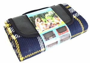 Picknickkleed 60x100cm donkerblauw