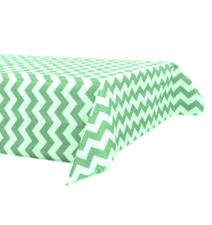 Papieren tafelkleed 120x180cm groen