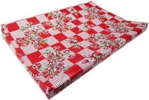 Kitsch Kitchen aankleedkussen tulpen rood