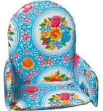 Kitsch Kitchen stoelverkleiner rosario lichtblauw