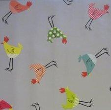 Tafelzeil hippe kippen