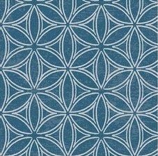 60x140cm Restje tafelzeil orbit blauw