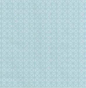 Tafelzeil vintage Andy lichtblauw