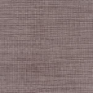 Rond tafelzeil linnen/gewoven look taupe-wit (140cm)