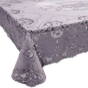 buiten tafelkleed lavendel lila