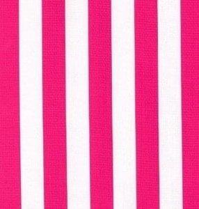 Mexicaans tafelzeil strepen roze