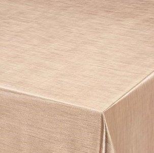 45x140cm Restje tafelzeil brons look