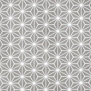 tafelzeil abstract grijs