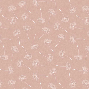Tafelzeil pluizenbloem roze