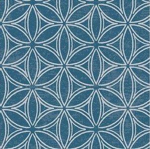 tafelzeil orbit blauw
