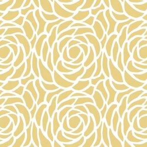 Tafelzeil Billy Bloom geel