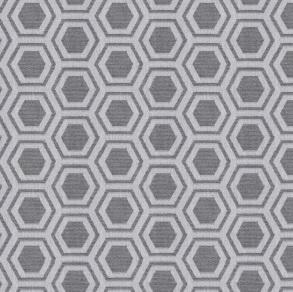 tafelzeil honingraat wasbaar talve grijs