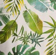 tafelzeil bladeren jungle ovaal
